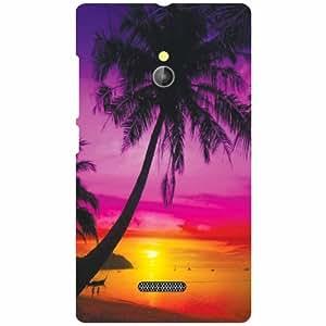 Nokia XL RM-1030/RM-1042 Back Cover