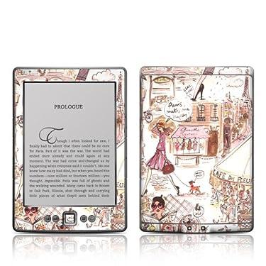 Decalgirl Kindle Skin - Paris Makes me Happy
