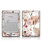 Decalgirl Paris Makes me Happy - Skin para Kindle dise�o Par�s