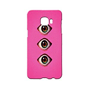 BLUEDIO Designer Printed Back case cover for Samsung Galaxy C5 - G1010
