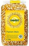 Davert Popcornmais, 4er Pack (4 x 500 g) - Bio