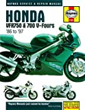 Manual Honda VFR750F 1986-1997