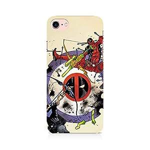 TAZindia Designer Printed Hard Back Case Mobile Cover For Apple Iphone 7