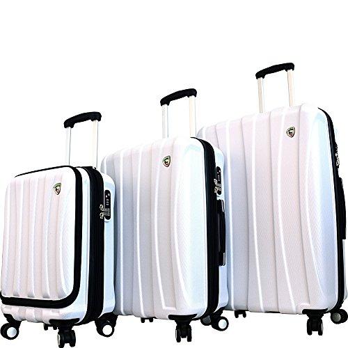 mia-toro-luggage-tasca-fusion-hardside-spinner-3-piece-set-black