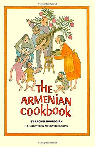 The Armenian Cookbook by Rachel Hogrogian