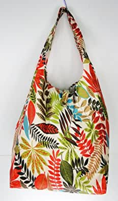 Amazon.com: Trendy Sturdy Shopping Tote Bag