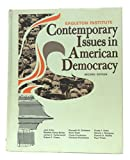 img - for Contemporary Issues in American Democracy book / textbook / text book