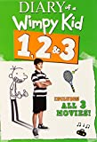 Diary of a Wimpy Kid 1/2/3