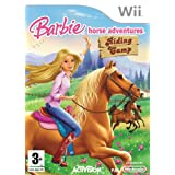 Barbie Horse Adventures: Riding Camp (Wii)by Activision