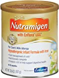 Nutramigen Infant Powder Formula, Hypoallergenic, with Iron, with Enflora LGG, 0-12 Months, 12.6 oz (357 g)