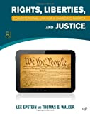 img - for Constitutional Law: Rights, Liberties and Justice 8th Edition (Constitutional Law for a Changing America) book / textbook / text book