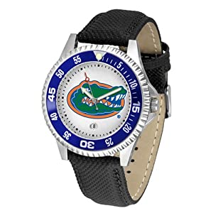 Florida Gators NCAA Competitor Mens Watch by SunTime