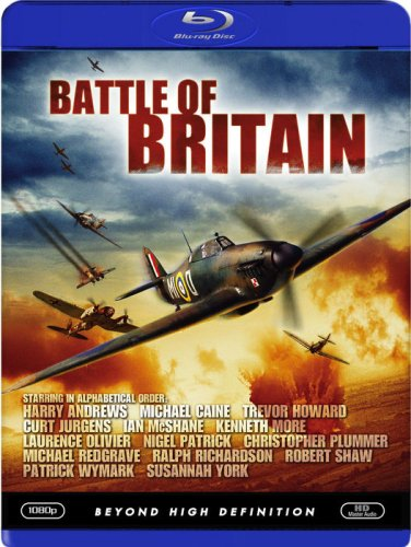 Cover art for  Battle of Britain [Blu-ray]