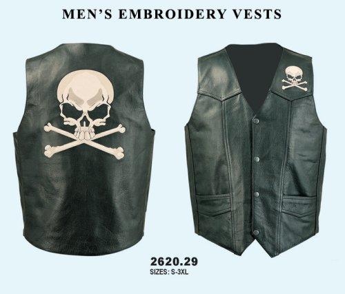 Men's Embroidery Vest - Buy Men's Embroidery Vest - Purchase Men's Embroidery Vest (UNIK, UNIK Vests, UNIK Mens Vests, Apparel, Departments, Men, Outerwear, Mens Outerwear, Vests, Mens Vests)