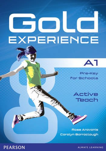 gold-experience-a1-active-teach