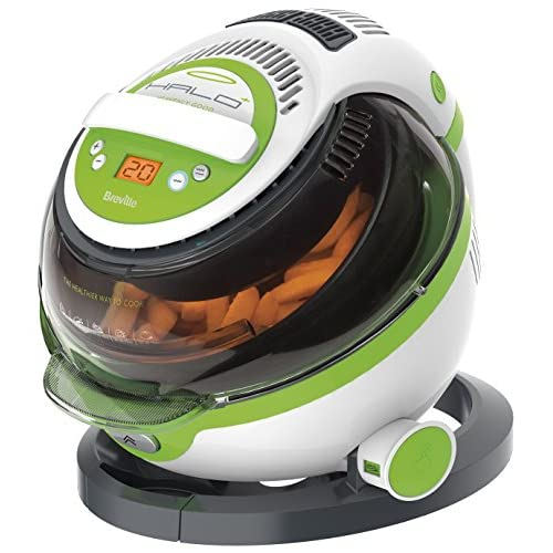 Breville Halo Plus Health Fryer VDF105, White Green