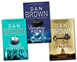 Dan Brown 3 Books Collection Set{(The Lost Symbol, Digital Fortress, Deception Point)}