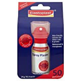Elastoplast Advanced First Aid Spray On Plaster for instant protection on minor cuts & grazes. 32ml