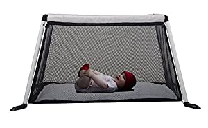 phil&teds Portable Traveller Crib, Silver