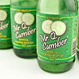 Mr Q Cumber Soda (Pack of 12)