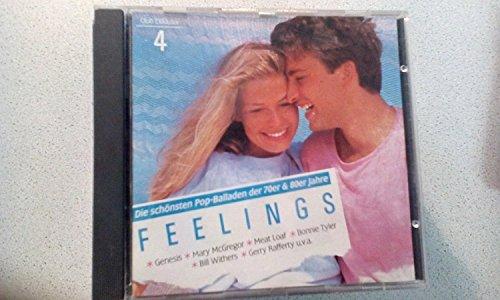 Die schönsten Pop.Balladen der 70er & 80er Jahre Feelings 4 (Club Exclusiv 77...