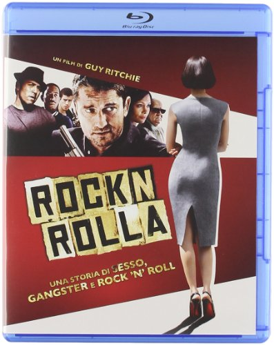 Rocknrolla (edizione speciale+copia digitale) [Blu-ray] [IT Import]