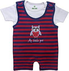 BIO KID Baby Boys' Clothing Set (BTI-195-68, Multicolour, 3-6 m)