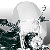 Windscreen Custom Puig Daytona III for Harley Davidson Sportster 1200 Custom (XL 1200 C) 96-12