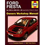 Ford Fiesta Petrol and Diesel Service and Repair Manual: 2002 to 2008 (Haynes Service and Repair Manuals)