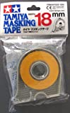 Tamiya Masking Tape (18mm) w/ Dispenser