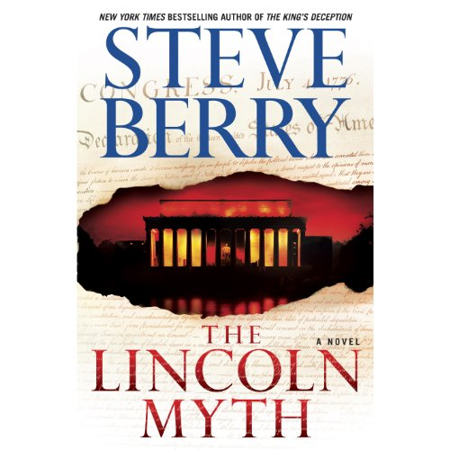 The Lincoln Myth: A Novel [AudioBook]