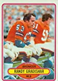 1980 Topps #410 Randy Gradishar - Denver Broncos (Football Cards) at Amazon.com