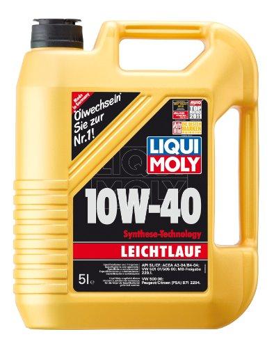 Motoröl Liqui Moly Leichtlauf 10W-40, 5l