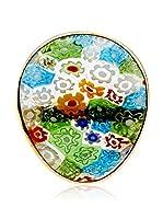 Cordoba Jewels Anillo (plata de ley 925 milésimas bañada en oro)