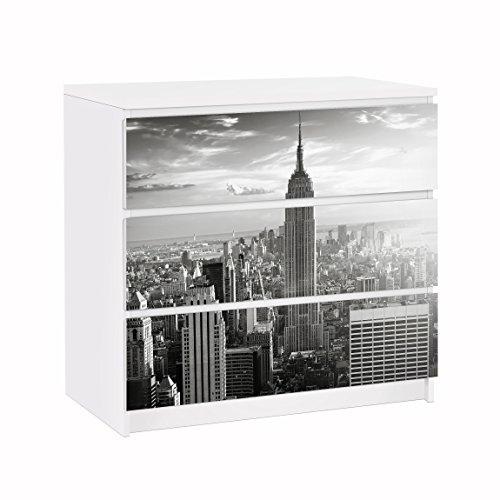 Apalis-91687-Mbelfolie-fr-Ikea-Malm-Kommode-Manhattan-Skyline-gre-3-mal-20-x-80-cm