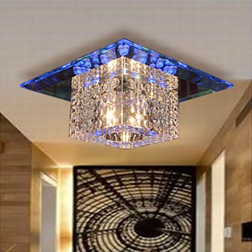 Lightinthebox 18Cm Mini Crystal Ceiling Lamp Spotlight front-972283