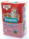 Acquista pampers - pannolini easy up junior taglia 5