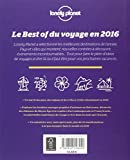 echange, troc Lonely Planet LONELY PLANET - Le Best of 2016 de Lonely Planet