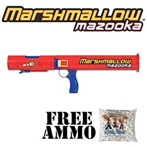 Mazooka - Marshmallow Shooter w/ Free Bag of Ammo