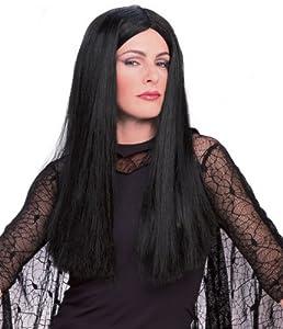 Parrucca Morticia Addams - 50714