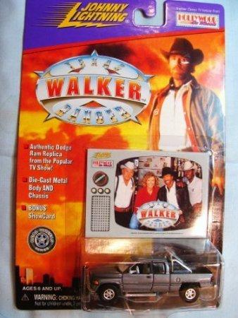 Johnny Lightning Chuck Norris Walker Texas Ranger Dodge Truck (Walker Texas Ranger Truck compare prices)