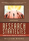 Research Strategies: Finding Your Way through the Information Fog