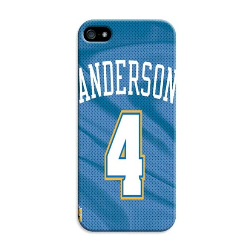 Create Your Own Iphone 5/5S Case - Nba Denver Nuggets Basketball With Pretty
