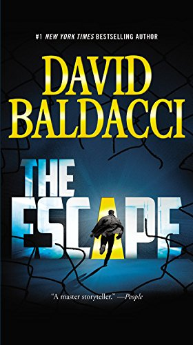 The Escape by David Baldacci