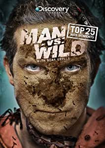 Man VS. Wild: Top 25 Man Moments DVD