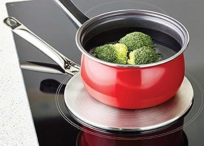 Induction Hob Converter Saucepans Heat Diffuser by Klife