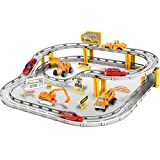 XLM-Electronic-Racing-Rail-Car-Trucks-Railway-Set-Educational-Learning-Toy-for-Kids-Boys