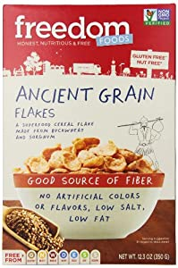 Freedom Foods Ancient Grain Flakes, 12.3 Ounce