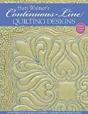 img - for Continuous-Line Quilting Designs by Hari Walner (Large Print, 15 Nov 2010) Paperback book / textbook / text book