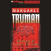 Murder at Ford's Theatre: Capital Crimes #19 | Margaret Truman